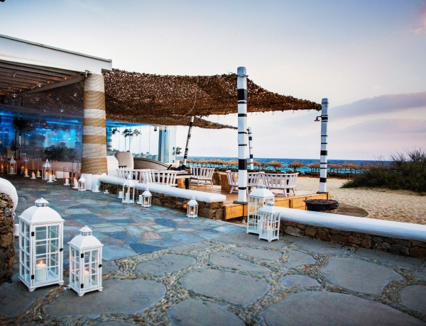 Elia Mykonos Events